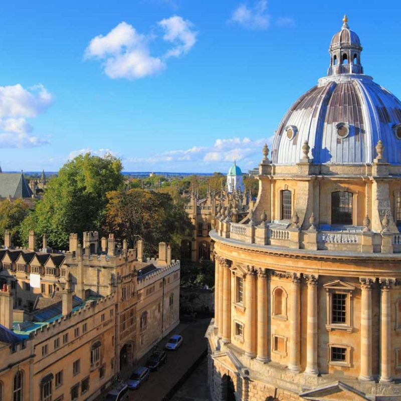 Study English in Oxford