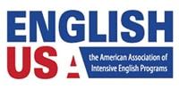 English-USA Logo